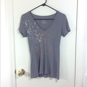 American Eagle Outfitters Graphic Tee Sz Medium